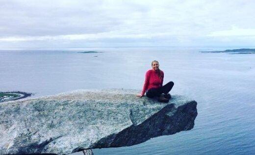 Visu pamest un sekot sapnim: pasaules apceļotāja Zanda no Rīgas