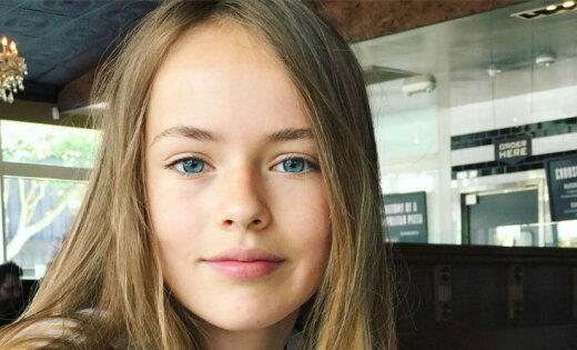 Foto: Kā dzīvo krievu meitenīte-pasaulē skaistākais bērns