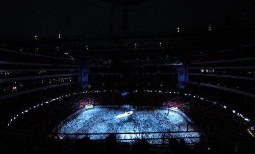 Pasaules hokeja čempionāts. Astotās spēļu dienas kopsavilkums
