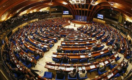 ВПАСЕ посоветовали  обеспечить депутатов химзащитой наслучай возвращения Российской Федерации