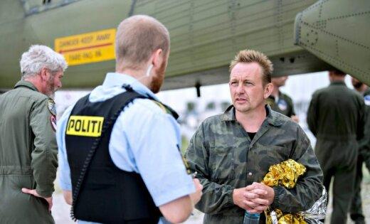 Владелец подлодки «Наутилус» признался вутоплении шведской журналистки