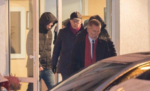 """Адвокат сообщил подробности о """"незаконном задержании"""" Римшевича"""