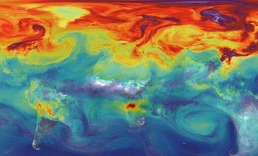 Концентрация СО2 ватмосфере достигла рекордного значения— Ученые