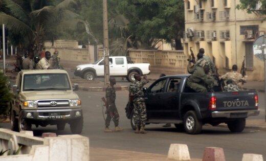 Mali hunta piekrīt atteikties no varas