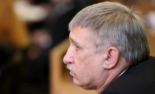 Прачечная? Генпрокурор Калнмейерс про грязные деньги и дела Римшевича, Лемберга и олигархов