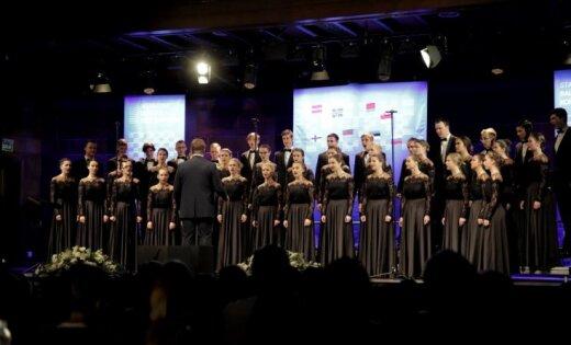 Starptautiskā Baltijas jūras koru konkursa galveno balvu ieguvis koris no Latvijas