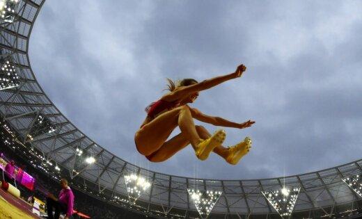 Грива готовится к финалу, россиянка Ласицкене поборется за золото, Штробиндерс свободен