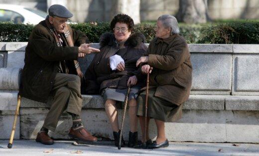 Средняя длительность жизни вевропейских странах достигла 80 лет