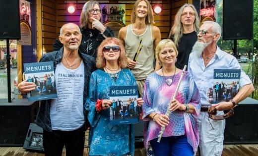 Foto: Grupa 'Pērkons' gatavojas 35 gadu jubilejai un 'Kulakova naktij'