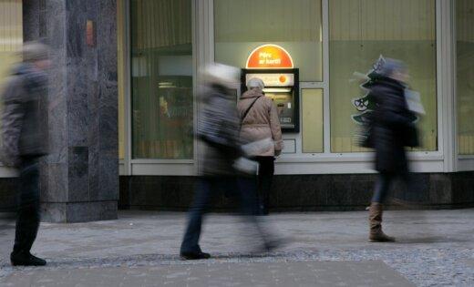 Latvijas lielāko banku topa trijniekā izmaiņas