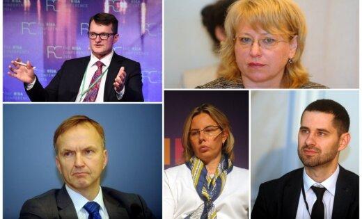 84 000 eiro skaidras naudas uzkrājumi – ministriju galveno ierēdņu deklarācijas