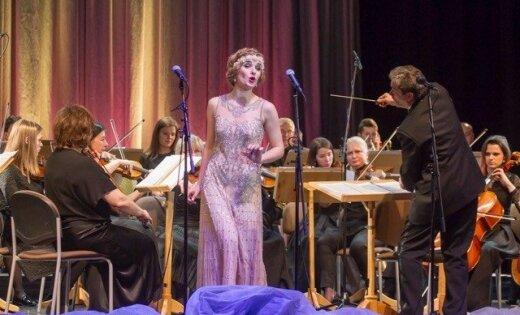 'Lielajā dzintarā' jaunais gads sāksies ar operešu melodijām