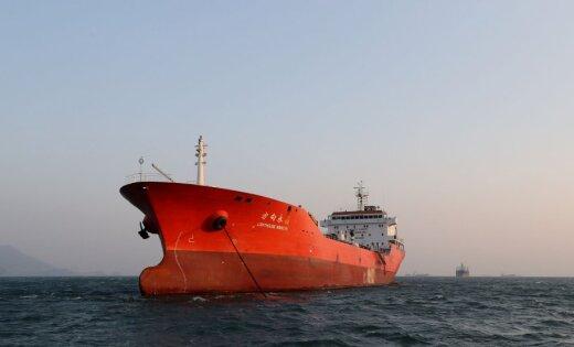 Южная Корея задержала судно поподозрению впоставке нефти КНДР