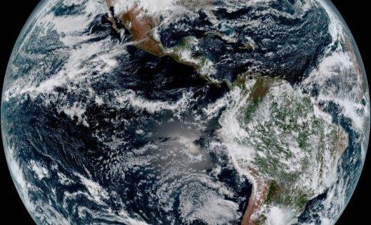 Новый метеоспутник сделал первые высококачественные снимки Земли