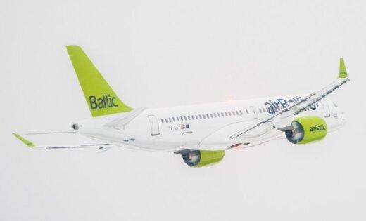 Krievija lūdz piedzīt vairāk nekā 20 miljonus eiro no 'airBaltic'