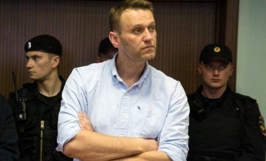 ФСИН просит увеличить испытательный срок Навальному