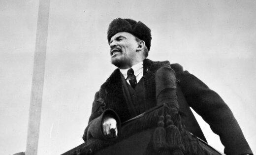 Ленин гоммосексуалист