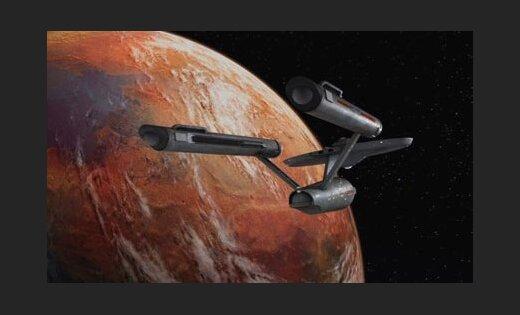 NASA с помощью Google создаст межзвездный корабль?