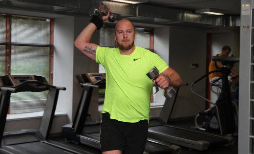Olimpiskais vicečempions Vasiļevskis šonedēļ trenējas Liepājā
