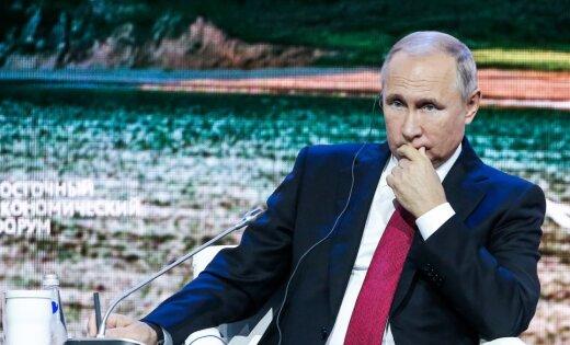 """Путин: мы нашли подозреваемых по делу """"отравление Скрипалей"""""""