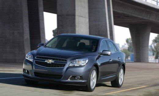Тест-драйв Chevrolet Malibu: 35 лет в американском стиле