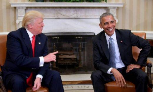 Обама обсудил сЦипрасом сохранение санкций против РФ