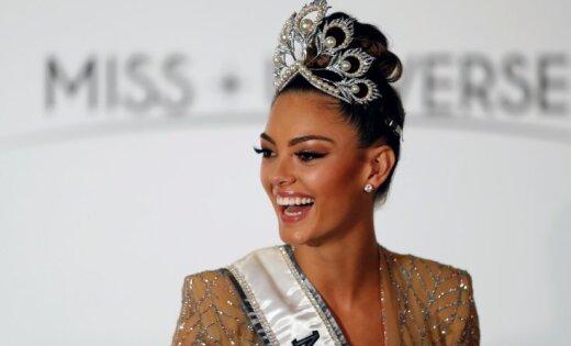 """ФОТО: """"Мисс Вселенной"""" стала тренер по самообороне для женщин"""