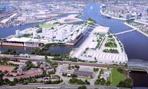 ВГамбурге закрыли аэропорт из-за отсутствия электричества