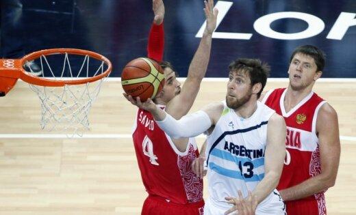 Riodežaneiro Olimpiādes basketbola turnīrā netiks ieviesta U-23 izlašu sistēma