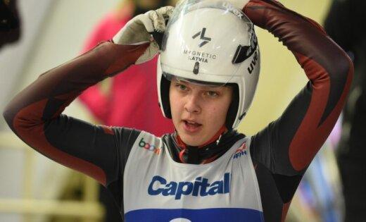 Саночник Репилов стал вторым наэтапе Кубка мира