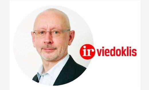 Aivars Ozoliņš, 'Ir': SAB - partijai vai Latvijai?