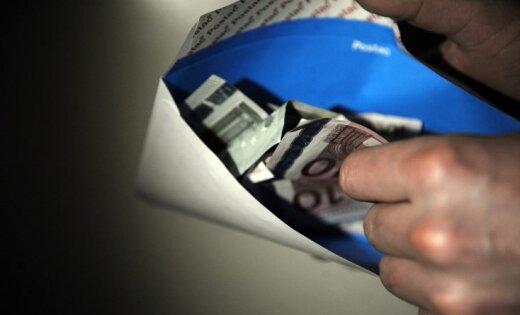 Газета: выплата зарплат наличными может быть запрещена