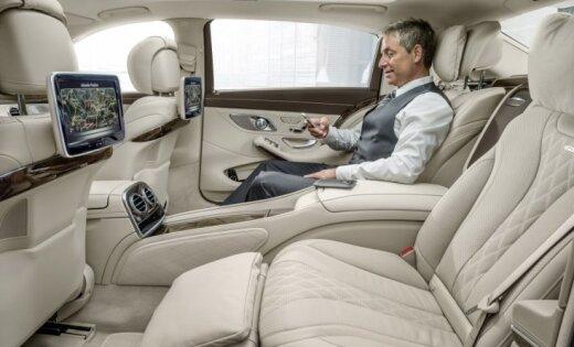 ФОТО, ВИДЕО: Mercedes-Benz возродил Maybach