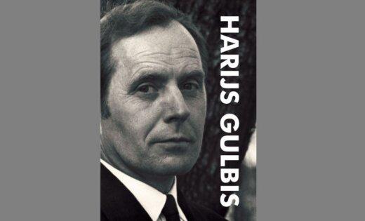 Atvērs latviešu dramaturga Harija Gulbja rakstu pirmo sējumu