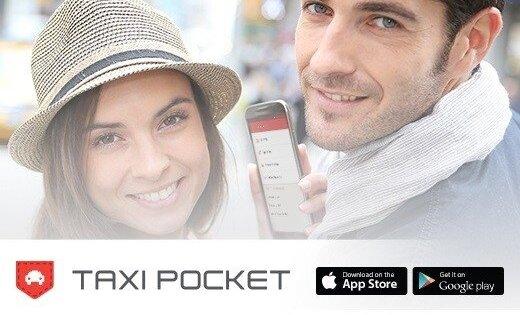Приложение Тaxi Pocket поможет латвийским таксистам защититься от сервиса частных такси Uber