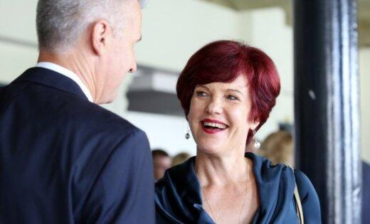 Foto: 'Vienotība' kongresā izraugās jaunu līderi