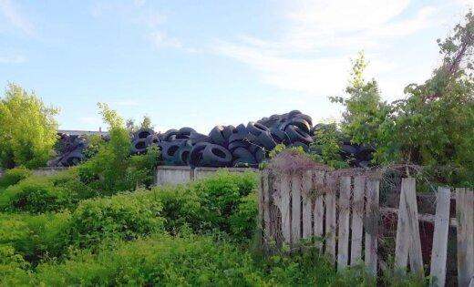 Acinājums vērīgajiem: ziņo par nelegālām izgāztuvēm 'Delfi Aculieciniekam'