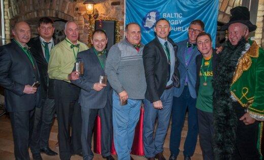 Foto: 'Baltic Old Boys' nosvin ceturto medaļu četrās sezonās