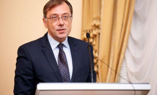 Par VeA rektoru ievēlēts rektora vietas izpildītājs Krēsliņš