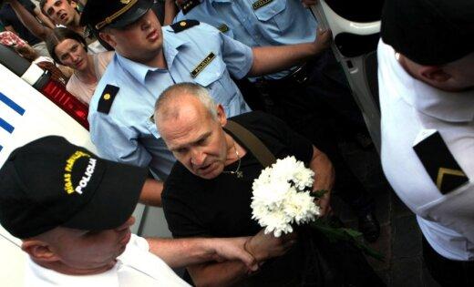 Raidījums: 'pērkonkrustieši' uz 16.marta pasākumiem ielūguši ārvalstu radikāļus