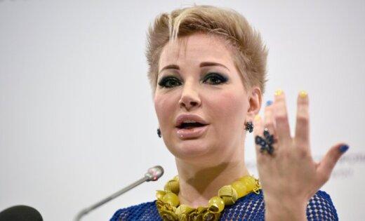 Оперная дива Максакова, вдова убитого Вороненкова, тайно вышла замуж