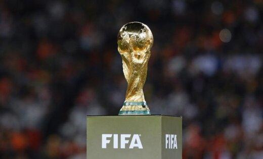 ФИФА утвердил квоты для конфедераций наЧМ