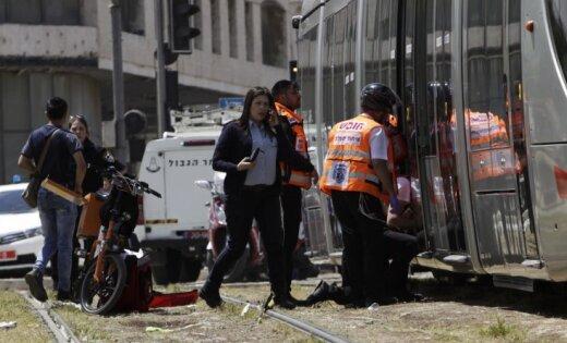ВИерусалиме палестинец зарезал британскую студентку