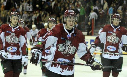Rīgas 'Dinamo' sliktākais sezonas sākums komandas KHL vēsturē