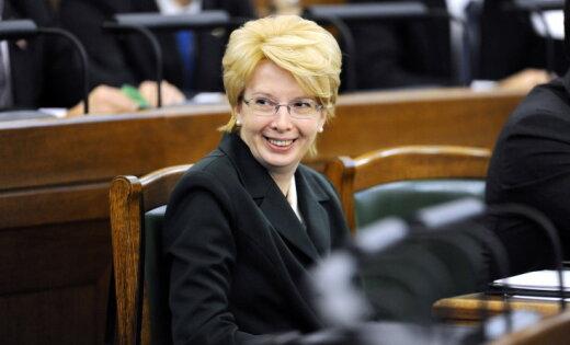Спикер Сейма считает Россию агрессором и против встречи с Вешняковым