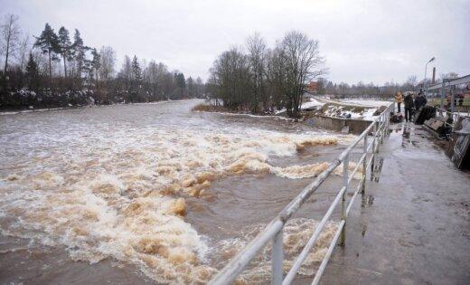 Plūdi Ogrē