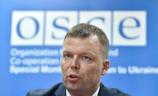 Нарушают и те, и другие. Замглавы миссии ОБСЕ о том, что сейчас происходит на Донбассе