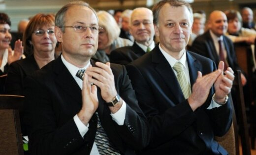 """Экс-член """"Единства"""" Шакарс создает свою партию - """"Наша земля - Латвия"""""""