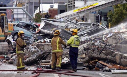 Названы сроки катастрофического землетрясения в Новой Зеландии