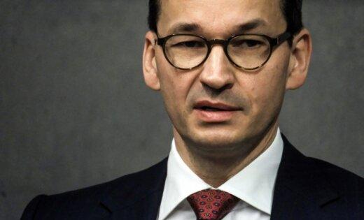 Polijas premjers samazina valdību